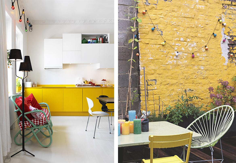 #B29119 Décoration Jaune Moutarde! Affaires De Famille 5881 décoration de noel jaune 1170x810 px @ aertt.com