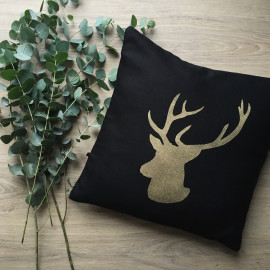 adf-coussin-cerf-or-lin-noir-1